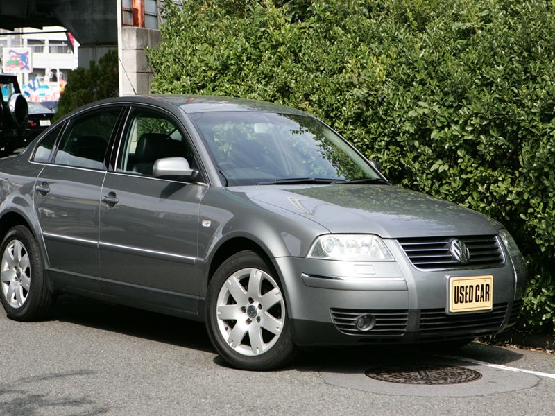 VW パサート V6 4モーション
