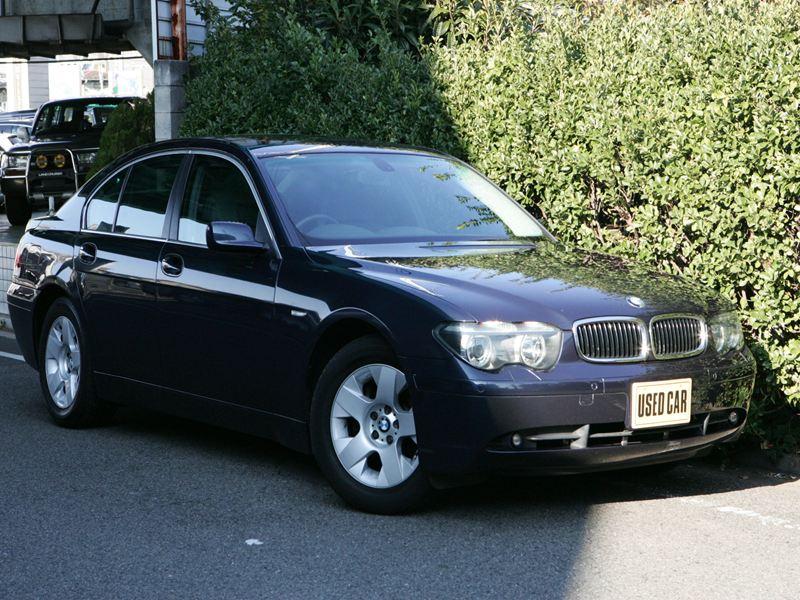 BMW 745i コンフォートP