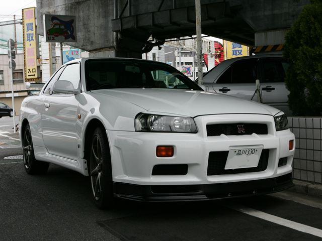 橋本さんGT-R納車